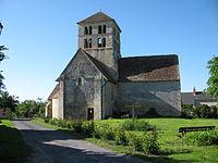 Eglise Saint Laurent de Béard (7).JPG