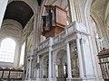 Eglise d'Arques-la-Bataille - Le jubé.jpg