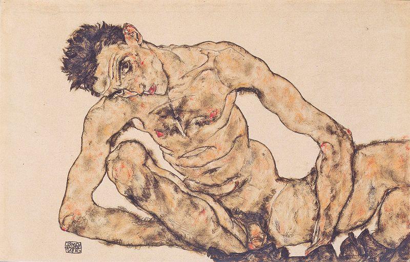 File:Egon Schiele - Aktselbstbildnis - 1916.jpeg