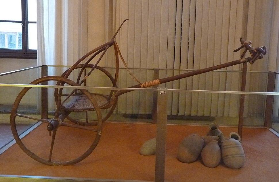 Egyptian chariot Florence