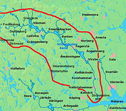 Ekomuseum Bergslagen Wikipedia