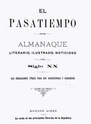 El pasatiempo (1904)