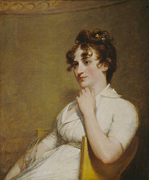 Eleanor Parke Custis Lewis - Image: Eleanor Parke Custis Lewis