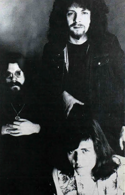 Electric Light Orchestra publicity photo 1973