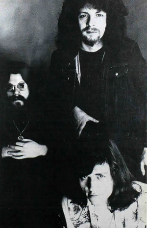 Roy Wood - The Move/Electric Light Orchestra in 1973