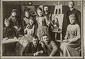 Elever i Axel Kulles målarskola 1889.jpg