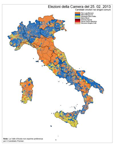 Elezioni Camera 2013 Comuni Coalizioni.png