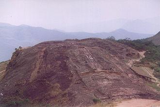 El Fuerte de Samaipata - Image: Elfuerte 1