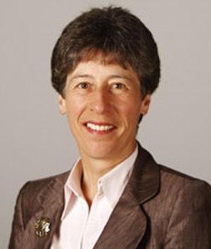 Liz Smith (politician) - Image: Elizabeth Smith MSP20110508