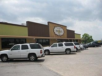 Ellinger, Texas - Image: Ellinger TX Hruskas Bakery