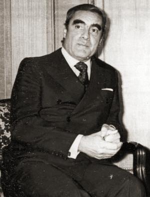 Emilio Eduardo Massera - Image: Emilio Eduardo Massera