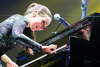 Emily Bear - Bear performing at Night of the Proms 2017  in SAP Arena, Mannheim (Germany)