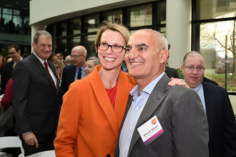 File:Emma Walmsley and Moncef Slaoui, December 2016.jpg