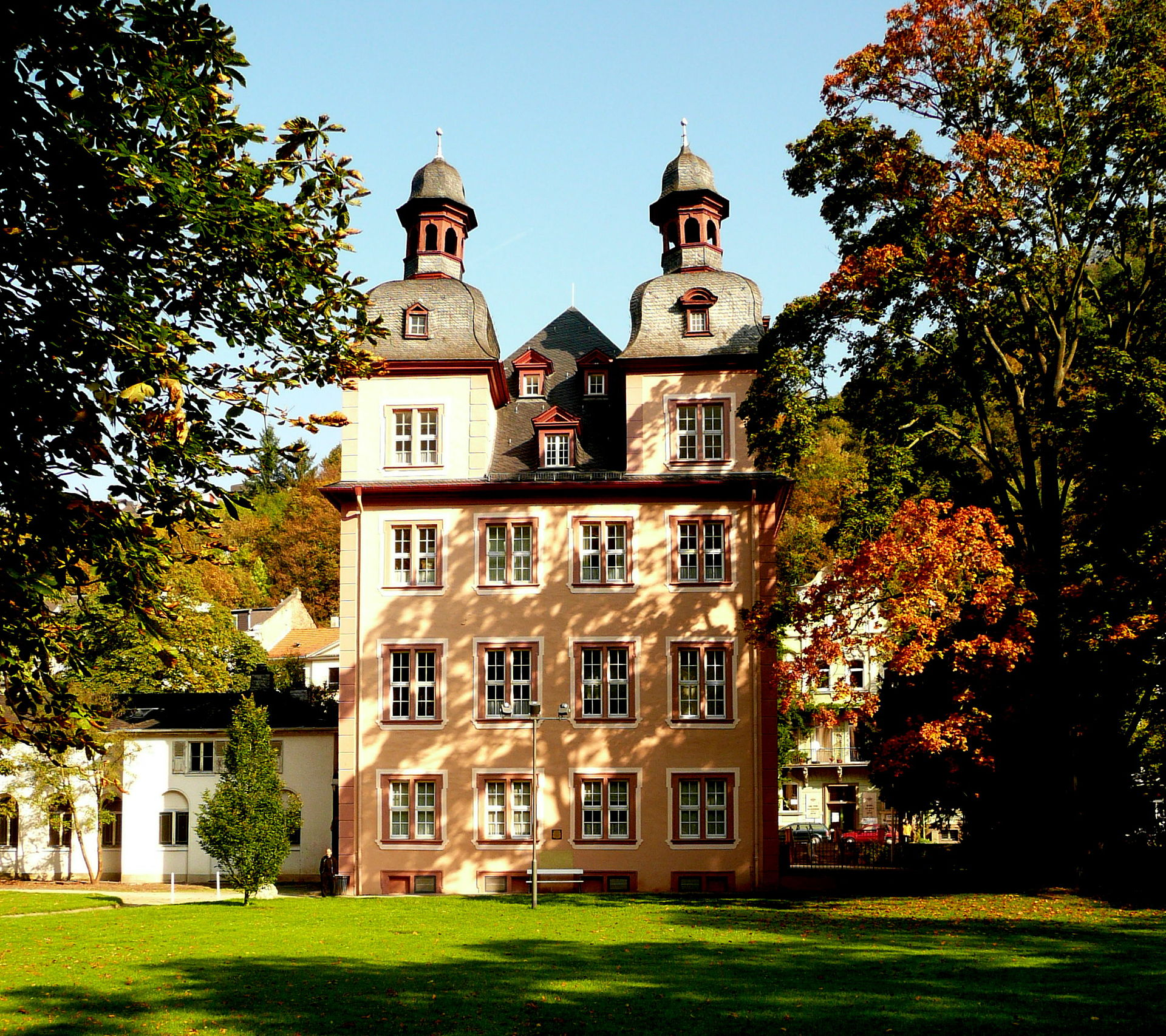 Nobel Hotel Bad Fussin