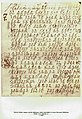 Encrypted letter from Sándor Károlyi to Miklós Bercsényi 1705-03- 22 Page 1.jpg