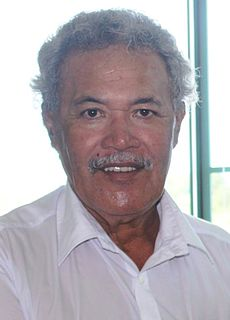Enele Sopoaga Tuvaluan politician and diplomat