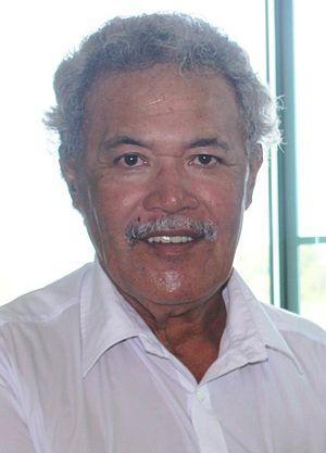 Prime Minister of Tuvalu - Image: Enele Sopoaga 2015