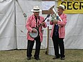Entertainers at Gransden show - geograph.org.uk - 1509581.jpg