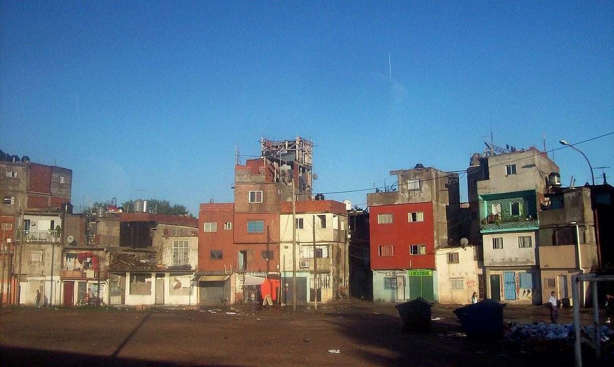 Villa 31 wikipedia for Villas en argentina