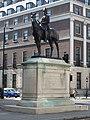 Equestrian statue of George Stuart White, London (2014) (cropped).JPG