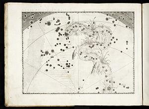 Eridanus (constellation) - Image: Eridanus uranometria
