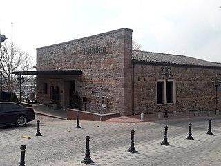 Erimtan Archaeology and Arts Museum
