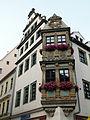 Erker Burgstraße 5 Freiberg.JPG