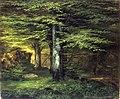 Ernst Ferdinand Oehme - Waldinneres.jpg