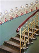 Escalier dun immeuble art nouveau (Riga) (7561908596)