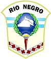 Official seal of Río Negro