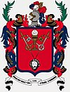 Official seal of San Pedro de Riobamba