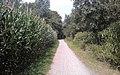 Eselspfad, Höhe Hauptfriedhof Neuss.jpg