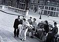 Esküvői fotó, 1949 Budapest - Fortepan 105402.jpg