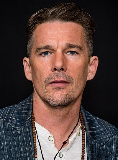 Ethan Hawke, American actor and writer