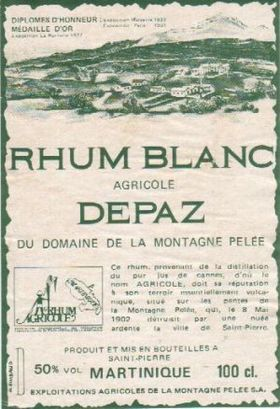 Image illustrative de l'article Rhum Depaz