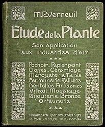 Maurice Pillard Verneuil: Étude de la plante