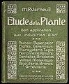 Etude de la plante - M.P.Verneuil - Couverture.jpg