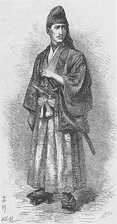 Eugène Collache French Navy officer and samurai