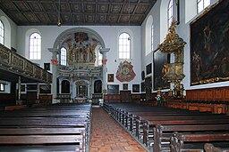 Ev. Luth.Heilig-Krreuz kirche zu Augsburg