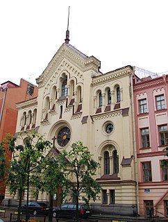 Evangelical Lutheran Church of Saint Catherine church in Russia