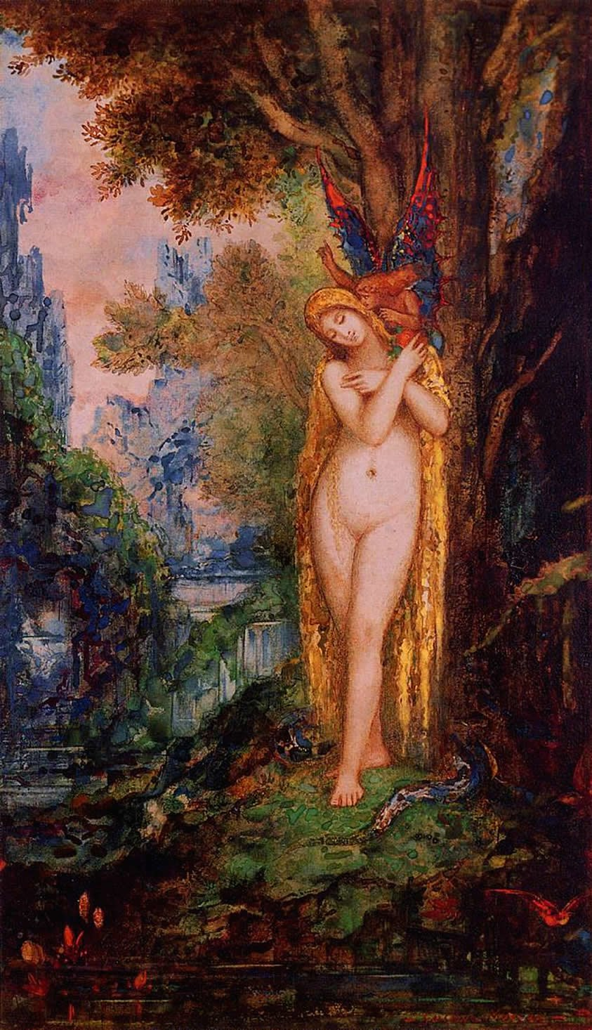 Eve by Gustave Moreau (1885)