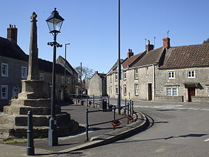 Evercreech - Market Cross