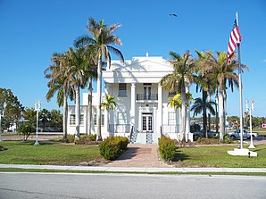 Everglades City Hall (Rathaus)