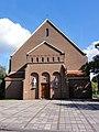 Ewijk (Beuningen) Rijksmonument 9545 Kerk vooraanzicht.JPG