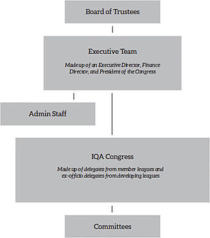 International Quidditch Association - Explanation of the structure of the IQA.