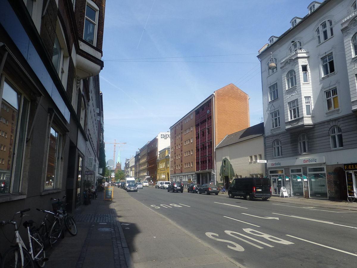 Fælledvej (København) - Wikipedia, den frie encyklopædi