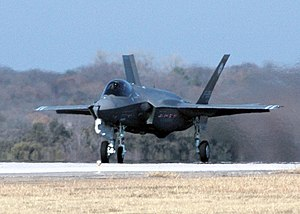 The F-35 Joint Strike Fighter Lightning II, bu...