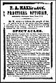 F.A. Makepeace's sign, Keene NH (2650093080).jpg