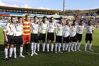 A.S.D. Igea Virtus Barcellona - A Igea Virtus' lineup in 2008–09