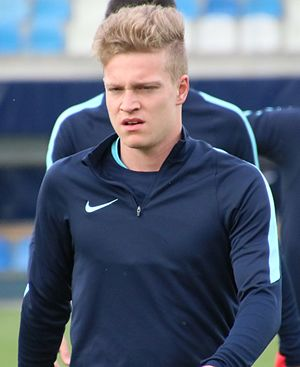 Maximilian Mayer - Mayer with Liefering in 2016